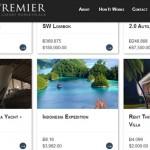 BitPremier : portail de luxe en bitcoin