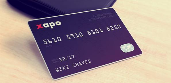 Xapo : Carte bancaire et Bitcoin
