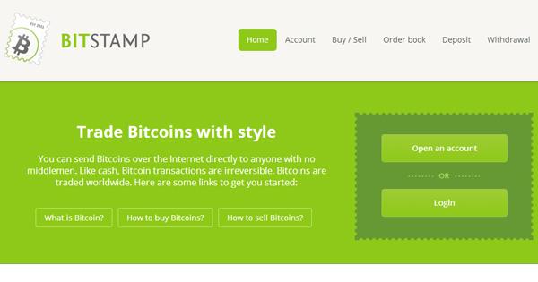 Bourses échange de Bitcoins