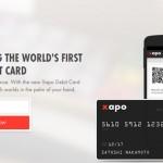 Carte bancaire Xapo : Sortie en juin