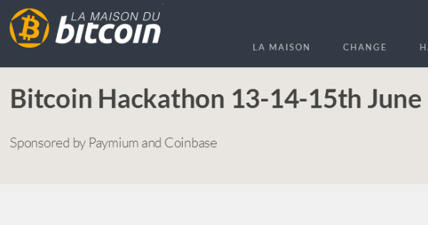 Hackathon Bitcoin à la maison du BTC