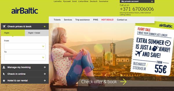 AirBaltic, première compagnie aérienne à accepter Bitcoin
