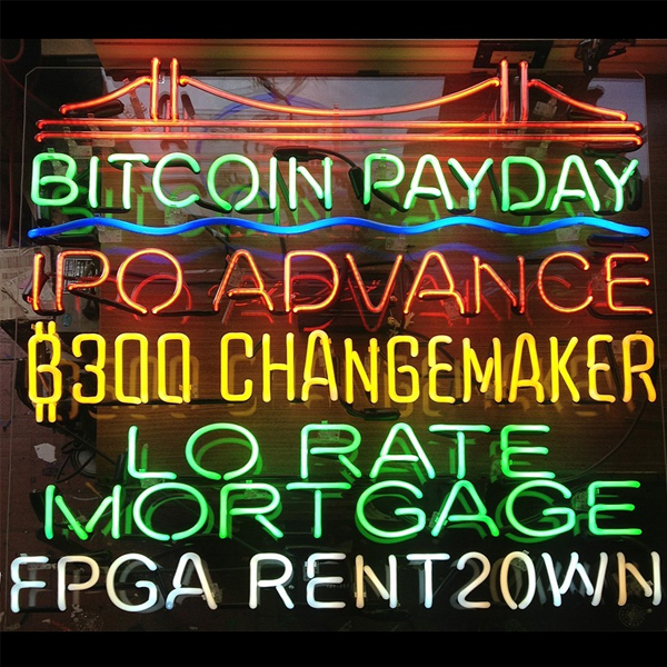 Tom Loughlin : Bitcoin Payday