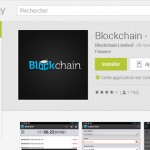 Blockchain : Application Android mise à jour