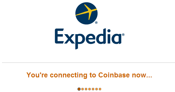 Expedia Bitcoin : Premières impressions