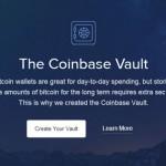 Coinbase Vault : Portefeuille Bitcoin sécurisé