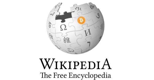 Wikipédia : succès des dons en Bitcoin