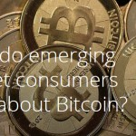 Infographie Bitcoin : Pays émergents