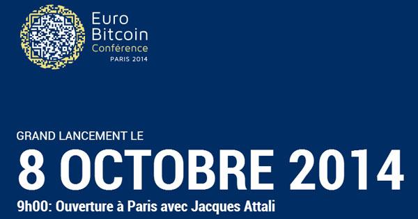 EuroBitcoin, conférence organisée par l'association Bitcoin France