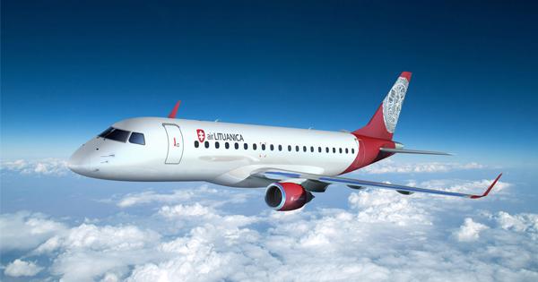 Air Lituanica : Compagnie aérienne accepte Bitcoin