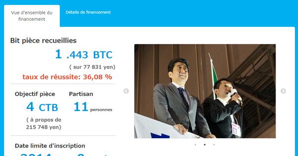 FundFlyer, le crowdfunding en Bitcoin au Japon