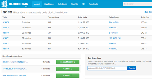 Blockchain.info lève 30 millions de dollars