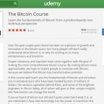 Cours Bitcoin gratuit