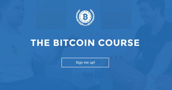 Cours gratuit sur le Bitcoin