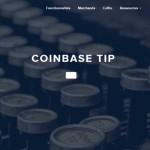 Coinbase arrête le Tip