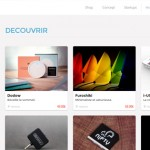 Bisly.co : Produits issus de start-up high tech