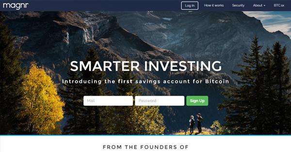Magnr offre un taux d'intérêt sur dépôt Bitcoin