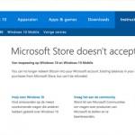 Microsoft n'accepte plus le Bitcoin